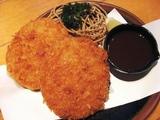 紅ずわい蟹のコロッケ〜★609円
