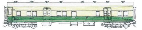 357-6 撫子実車
