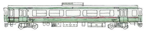 357-22 エリカ実車