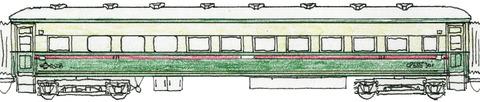 357-18 セイラ実車