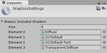 GraphicsSettings