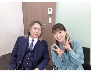 【テレビ】元モー娘。石黒彩と真矢の長女・玲夢さん(18)がTVデビュー「顔全体はお父さん似です」