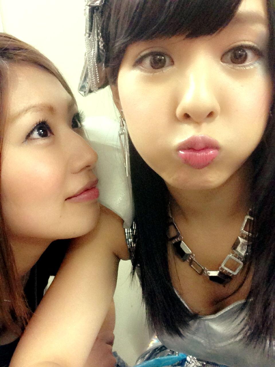 no title 山田菜々がNMB48の美人マネージャーはるぴょんの写真を公開 : 山田菜々をま