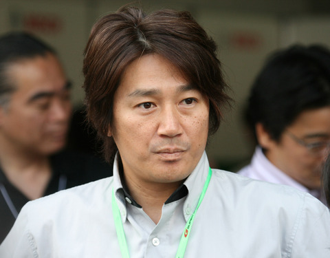 Masahiko_Kondo_2008_Super_GT