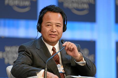 Akira_Amari_World_Economic_Forum_2013