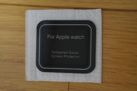Apple Watchでは最強のガラスフィルムとケース
