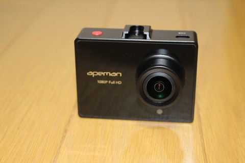 ソニーのセンサー搭載で、高画質撮影を実現。