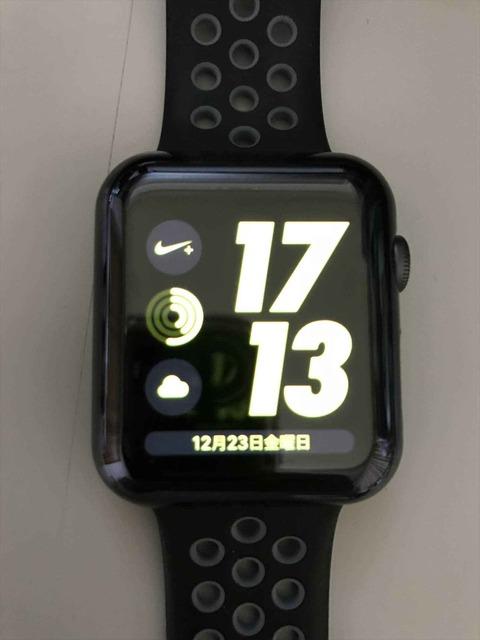 Apple Watchのディテールをそのまま活かしています。