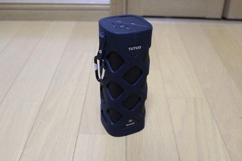 高音質の防水仕様のBluetoothスピーカーです