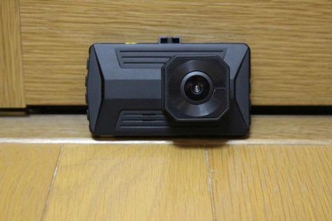 3000円のドライブレコーダーしては撮影品質は上々です。