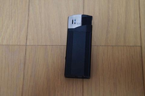 ライターとしても使える、小型カメラです。