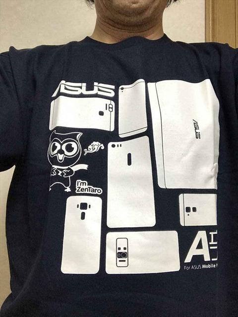 A部(ASUS部)Tシャツ着弾!!