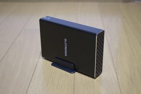 SSD 2台のRAID0で、驚速の外付け環境を構築できます