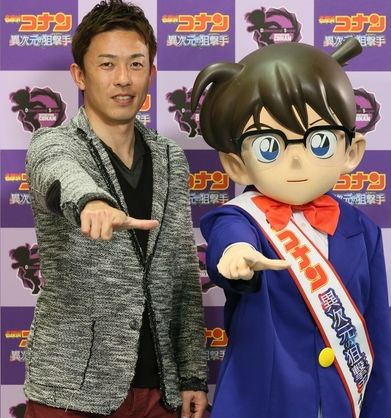akahosi 元阪神・赤星氏、劇場版『コナン』で声優デビュー! 「盗塁よりも難しかっ... 【