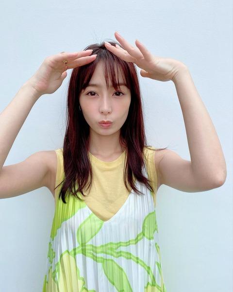 【画像あり】宇垣美里さん(30)の現在wwwww