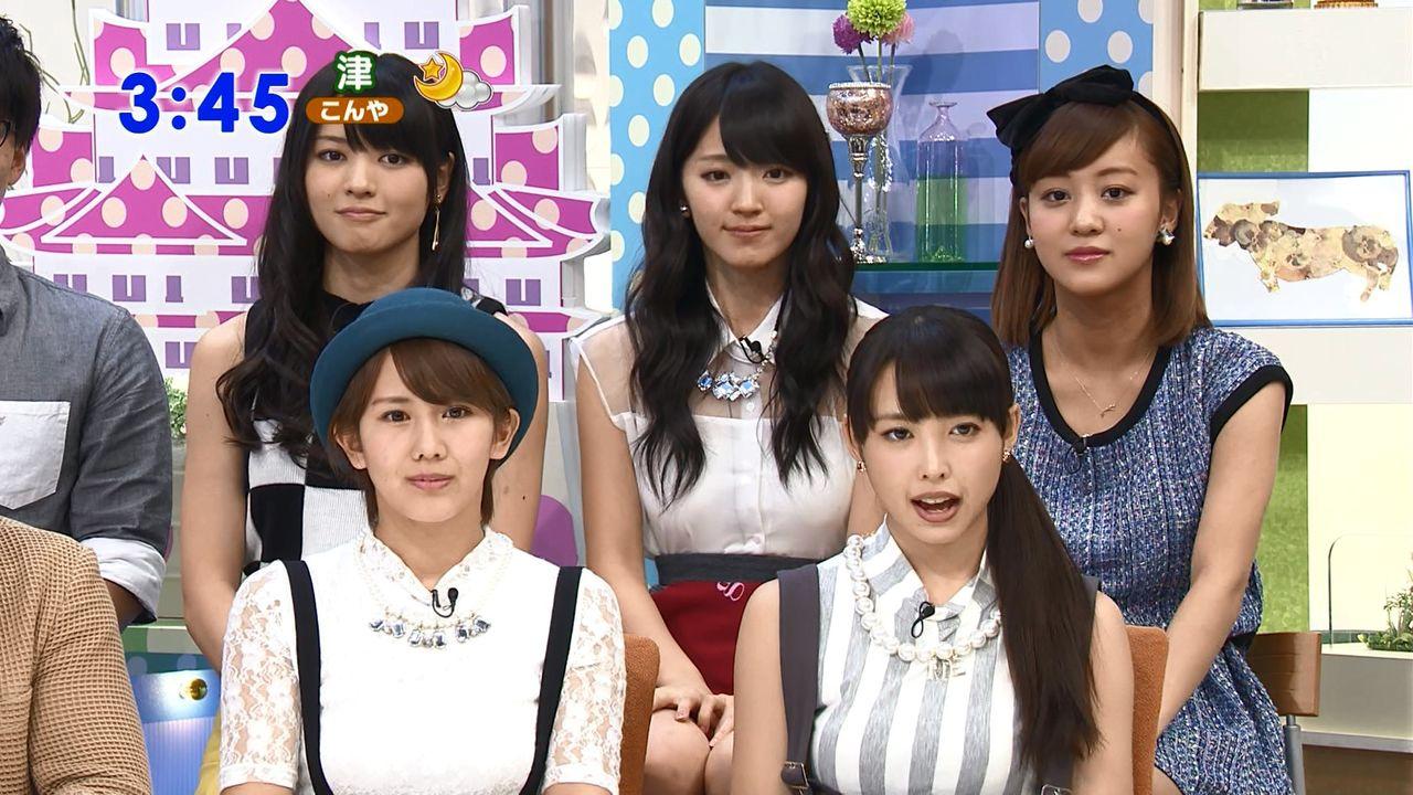 【画像】℃-ute中島早貴のアレが大きくて素晴らしいwwww