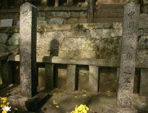 坂本龍馬 ・中岡慎太郎の墓
