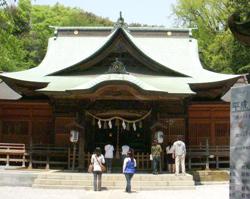 師岡熊野神社(神奈川県横浜市):パワースポット