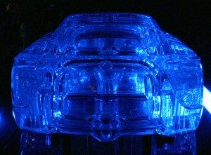 トヨタ レクサスLFA クリスタルオブジェ