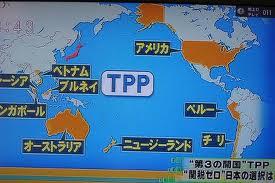 TPP加盟国
