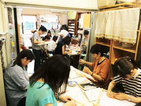 Nanduti class Omori_Tokyo