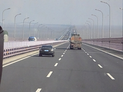 上海虹橋から寧波へ 6
