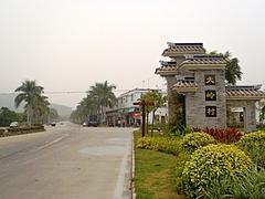 広州周辺の古鎮 番禺大岭 へ輪行