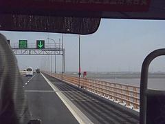 上海虹橋から寧波へ 3