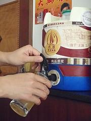 江門のビール おいしいよ! 1