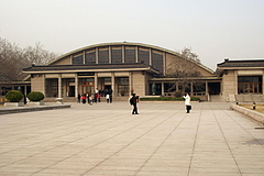 兵馬俑博物館
