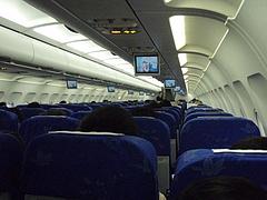 広州から西安へ 出発(南方航空) 4