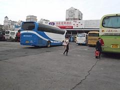 上海虹橋から寧波へ 2