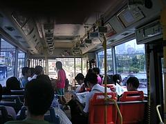 広州のバス
