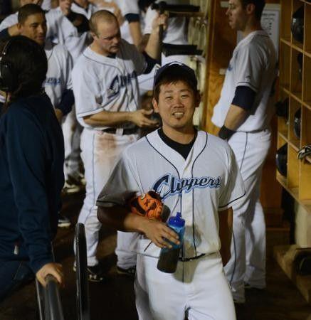【朗報】松坂7回2安打1失点3四死球5Kで5勝目