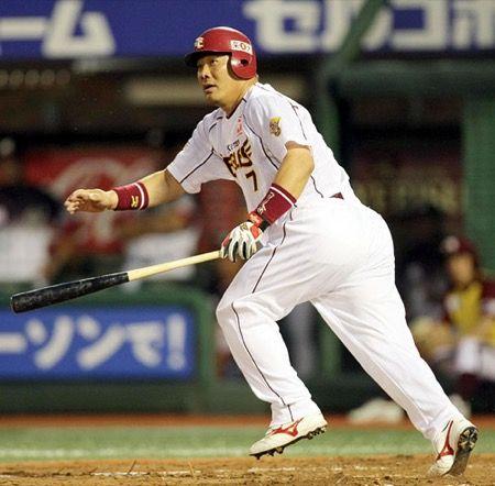 今後楽天にジャーマンの本塁打数を越える生え抜きは出るのだろうか