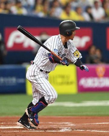 【悲報】鳥谷さん、史上24人目の通算3000出塁達成するもこれっぽっちも話題にならない