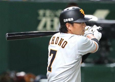 【朗報】ここ7試合の長野久義選手の成績
