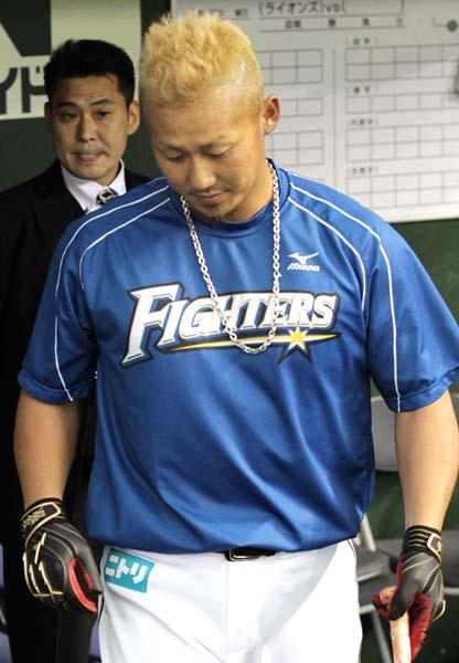 中田翔さんから溢れ出る小物臭の原因