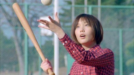 阪神タイガース新垣結衣新監督、本田翼新ヘッドコーチ爆誕