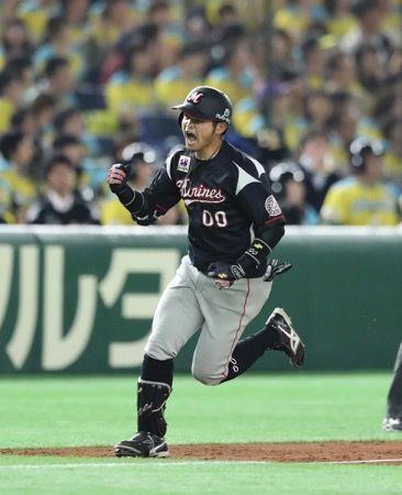 【朗報】元阪神柴田、無事ロッテの空気に馴染む