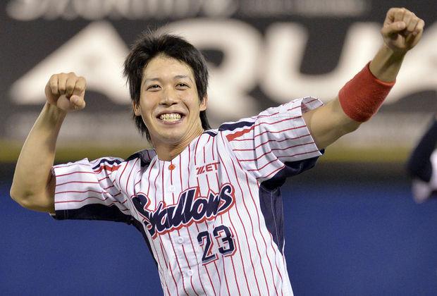 山田哲人が来年で27歳になる事実