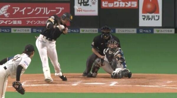 柳田悠岐 2戦連続マルチ!首位打者争い食らいつく
