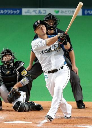 【朗報】中田翔さん、現状シーズン37本塁打&122打点ペース