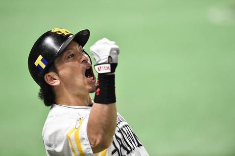 【同世代三塁手】今江、松田、おかわりの通算成績www