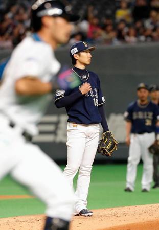 【悲報】オリックス・金子千尋 0勝3敗 5.75