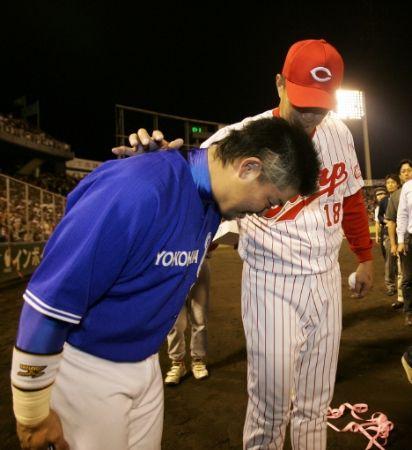 由伸(2007)「もしかして俺HR王獲れちゃう?」漢村田「佐々岡さんも引退かあ」