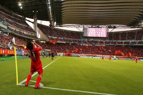 名古屋グランパスさんの直近3試合wwwwwww