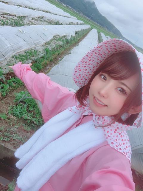 【画像】農家女子かわいいwwwwwwww