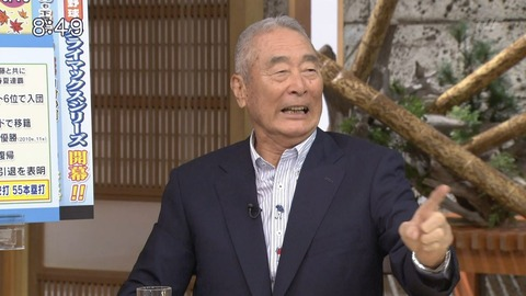 【おじいちゃん】金田正一「ワシならMLBでマサイチ・カネダ賞作れた」