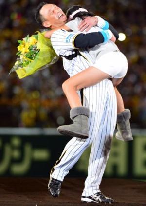 【聖域】金本「広島ファンはとても温かかった、阪神ファンは
